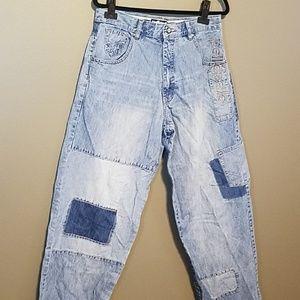 Pelle Pelle Deconstructed Mens Jean's 32 x 34